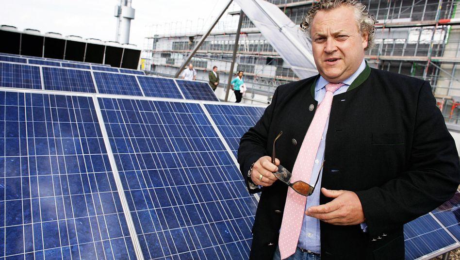 Solarworld-Chef Frank Asbeck