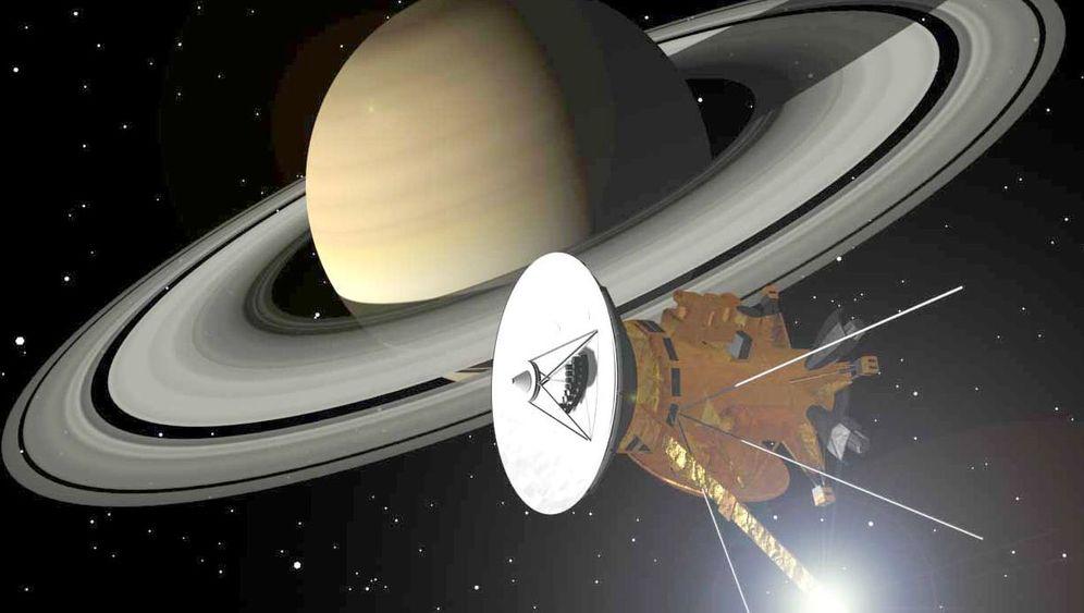 Chemische Analyse: Interstellare Partikel im Spektrometer