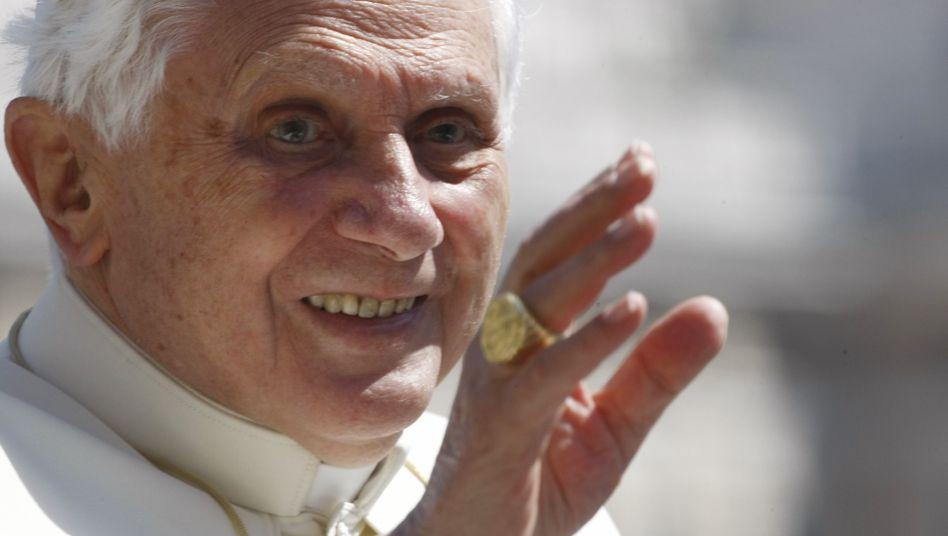 Memo-Witz auf Papst-Kosten: Warum nicht mal eine Entschuldigung für... - was auch immer