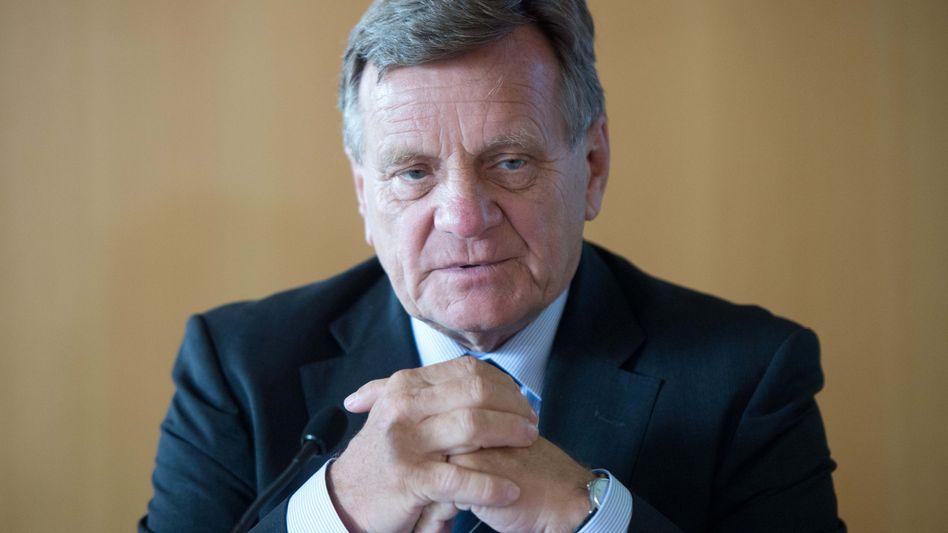 Hartmut Mehdorn: Sympathien intern zum größten Teil verspielt