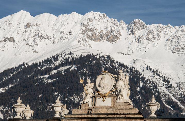 Innsbruck im Februar