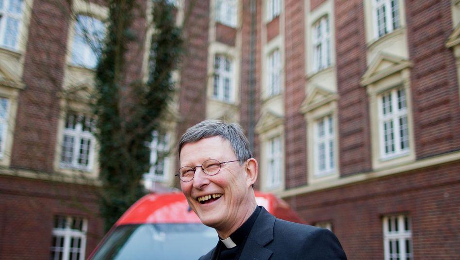 Von Berlin nach Köln: Neu-Erzbischof Rainer Maria Kardinal Woelki