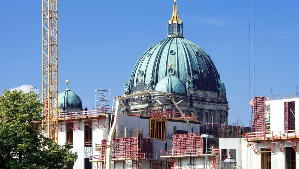 Stadtschloss: Seine Geschichte in Bildern