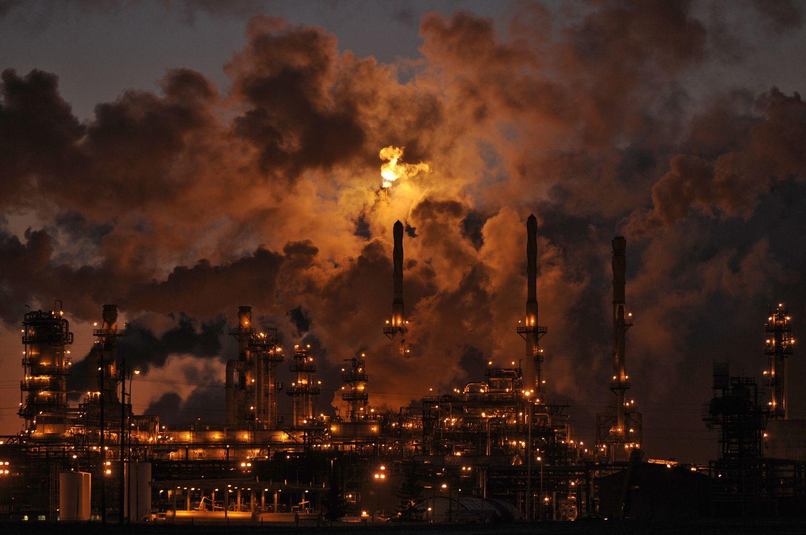 Kanada / Emissionen / Umwelt / Raffinerie