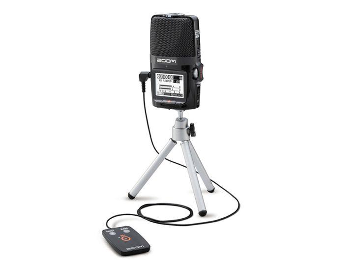 Handaufnahmegerät: Günstiger Zwitter aus Mikrofon, Soundkarte und Aufnahmemedium