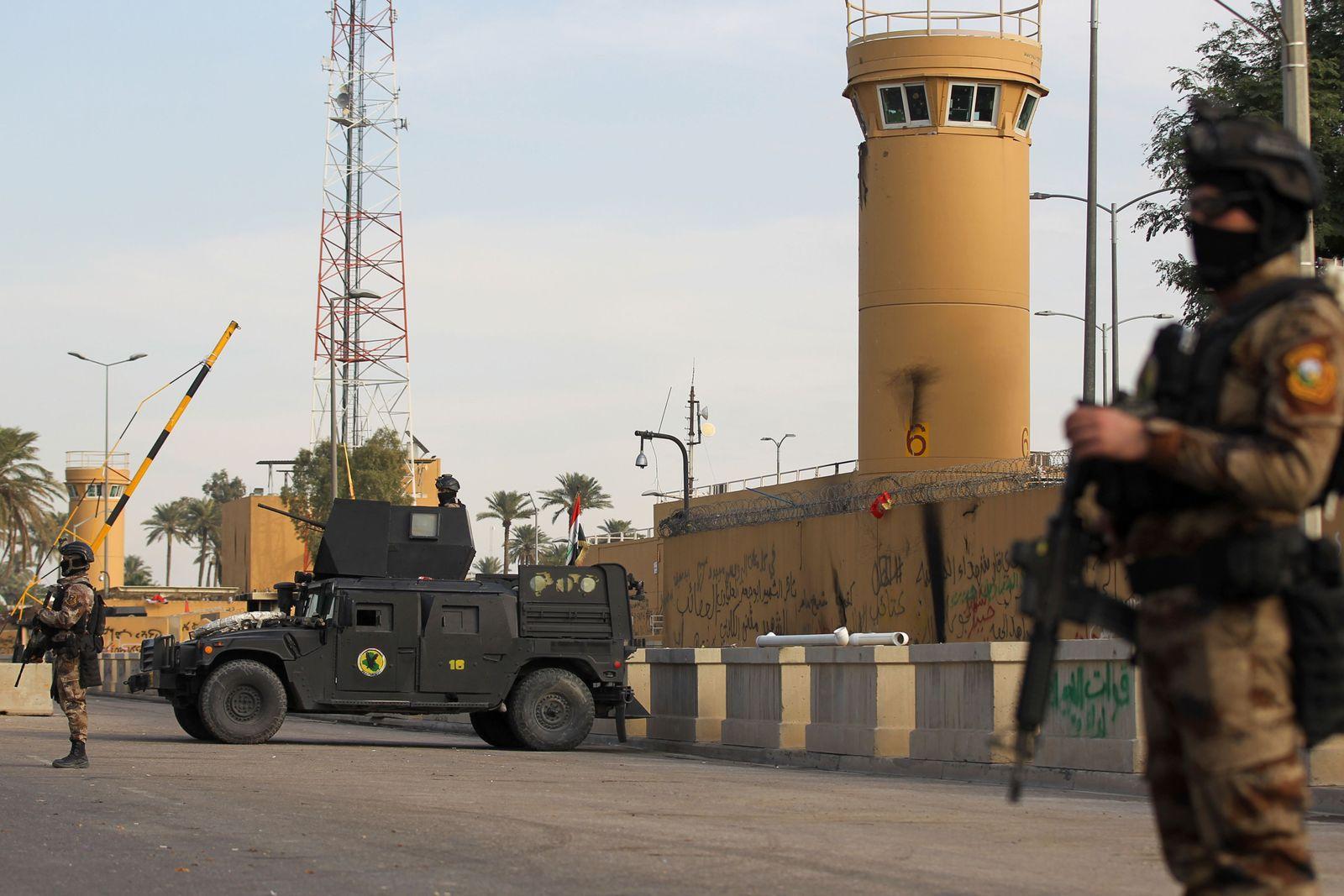 US-Botschaft Bagdad