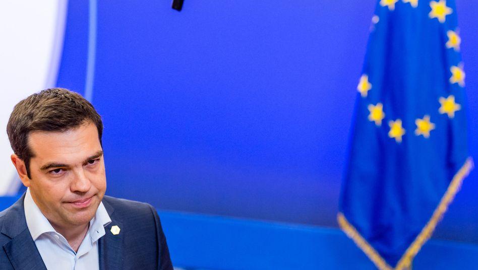 Will weiter verhandeln: Alexis Tsipras