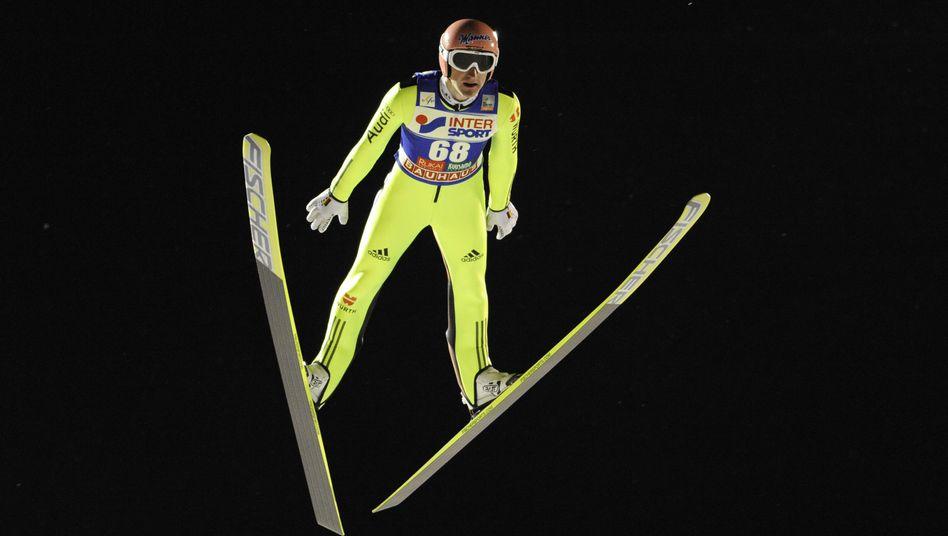 Skispringer Freund: Einer der Top-Favoriten auf den Gesamtsieg