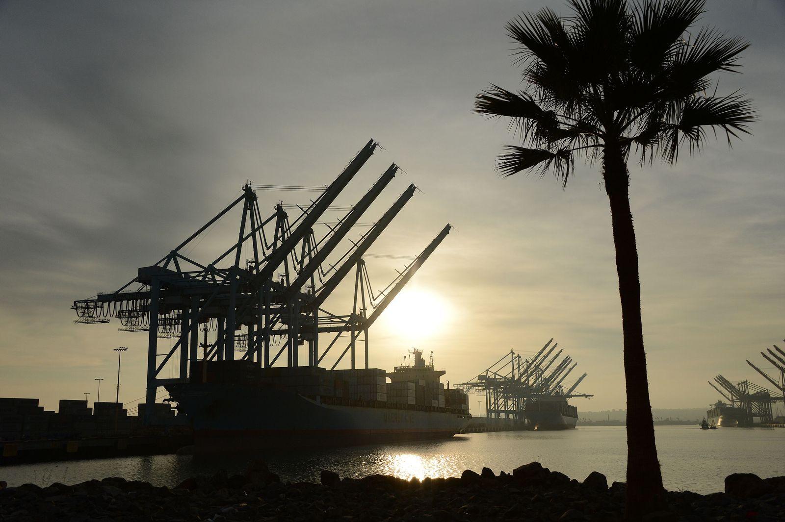 Hafen Los Angeles