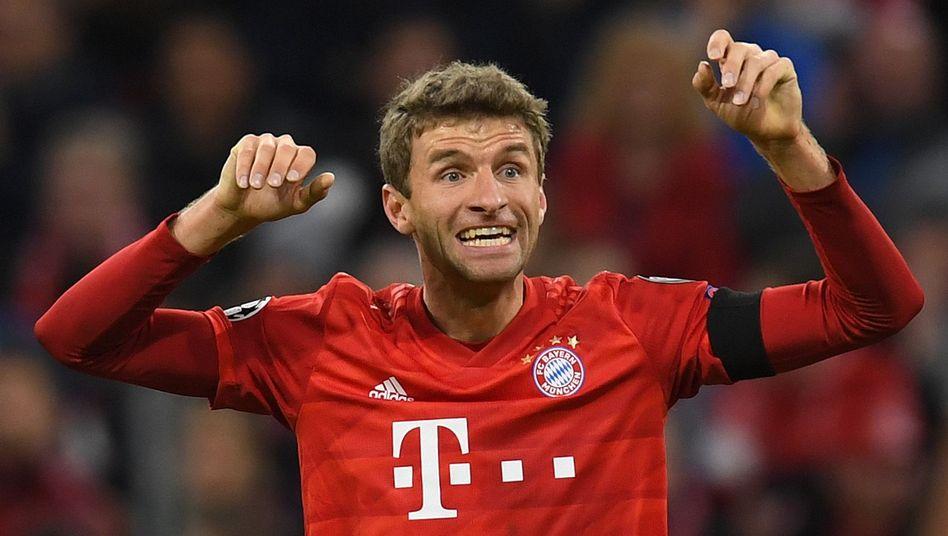 Not-am-Mann-Müller: Er blüht auf, wenn andere das Herzstück des Spiels sind