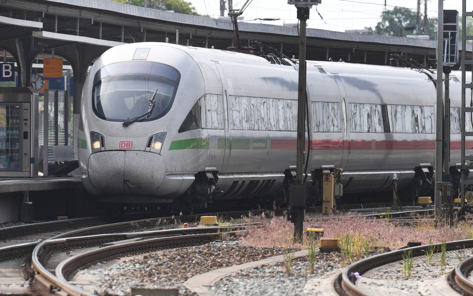 Deutsche Bahn baut Boxenstopp für ICE-Züge