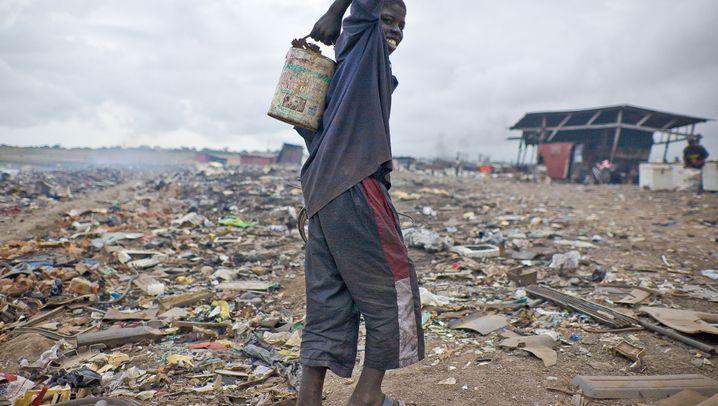 Elektroschrott: Digitalmüll für die Dritte Welt