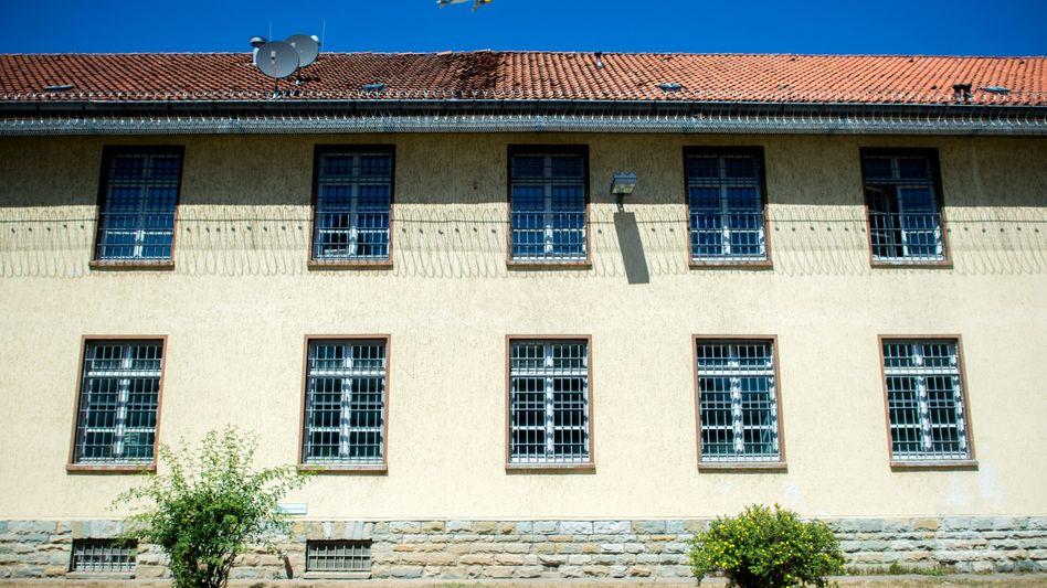 Gebäude zur Unterbringung von Abschiebehäftlingen in Niedersachsen