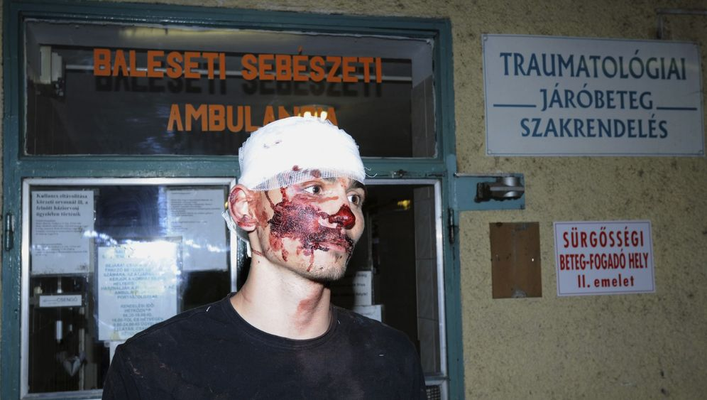 Photo Gallery: Hate in Hungary