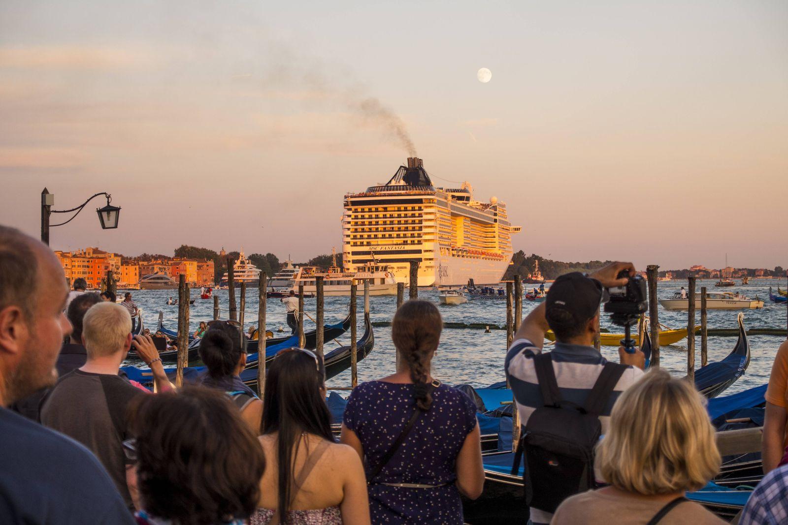 EINMALIGE VERWENDUNG Venedig
