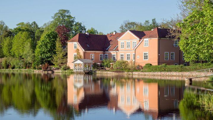 Gutshäuser im Baltikum: Einmal Schlossherr sein