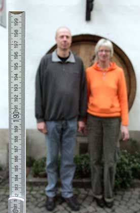 Körpergröße: Europäer haben US-Amerikaner überholt