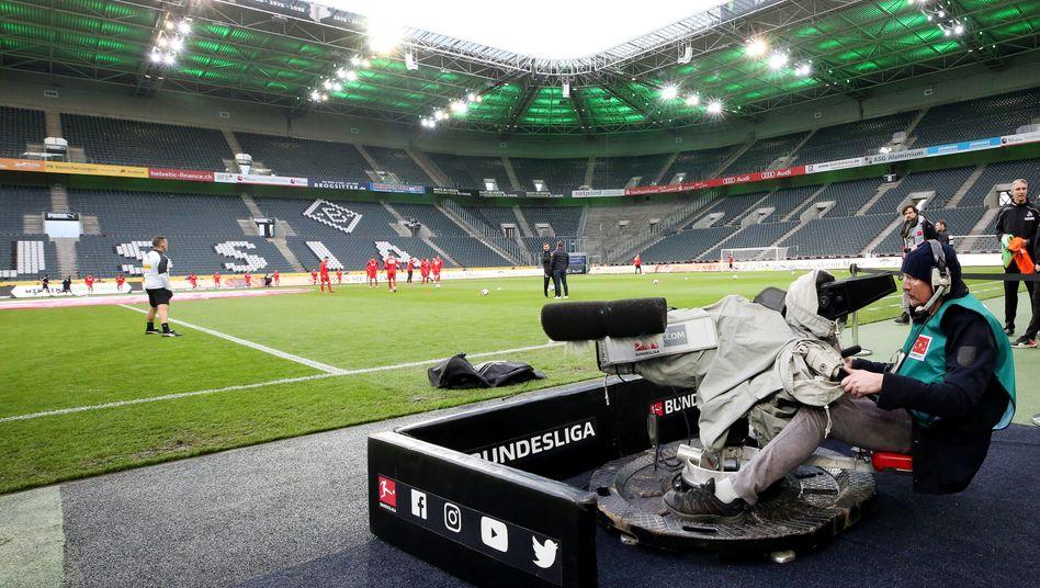 Geisterspiel Borussia Mönchengladbach - 1. FC Köln (am 11. März): Polizeigewerkschaft GdP warnt vor Menschenansammlungen vor dem Stadion