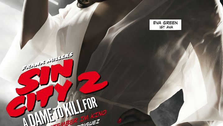 """""""Sin City: A Dame to Kill For"""": Alles egal, außer Eva"""