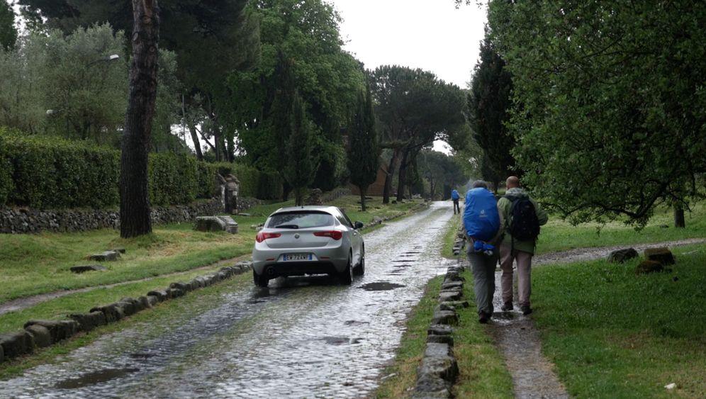 Wandern in Süditalien: Ab auf die Appia!