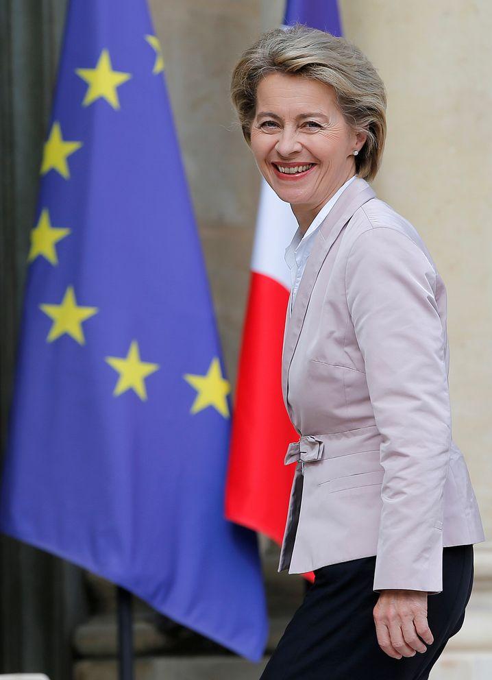 Ursula von der Leyen, Überraschungskandidatin der EU-Staats- und Regierungschefs für den Posten der Kommissionspräsidentin