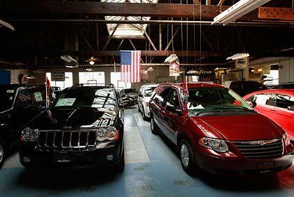 Chrysler-Händler: Gesonderte Anhörung