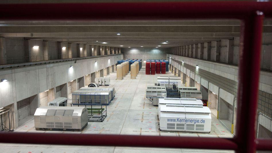"""Zwischenlager Gorleben: """"Unbekannte Kriterien"""""""