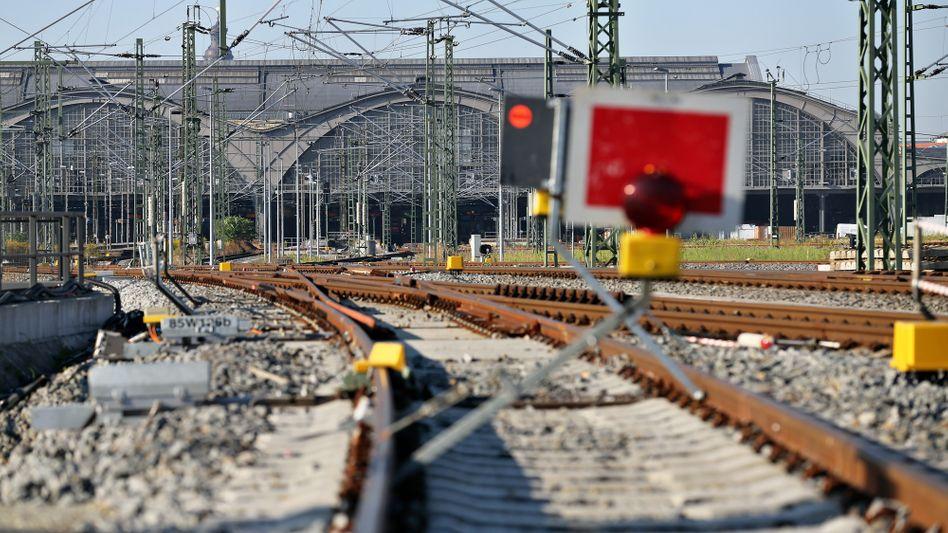 Hauptbahnhof Leipzig: Gesperrt ab 24. September