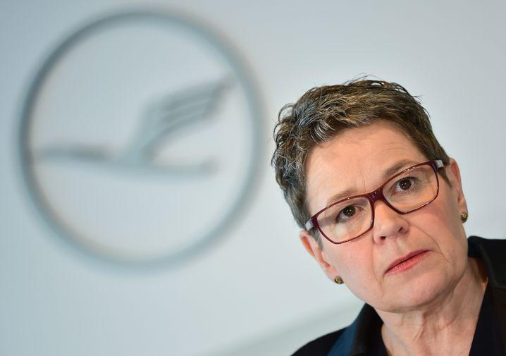 Simone Menne ist seit September 2016 Chief Financial Officer bei Böhringer-Ingelheim, zuvor hatte sie diese Position bei der Lufthansa inne.