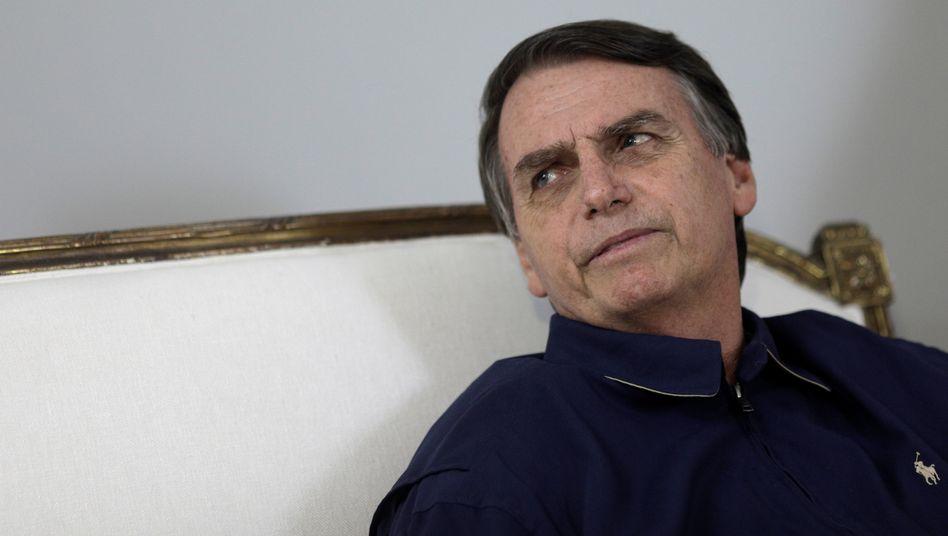 Jair Bolsonaro: Facebook will juristisch gegen die Entscheidung vorgehen