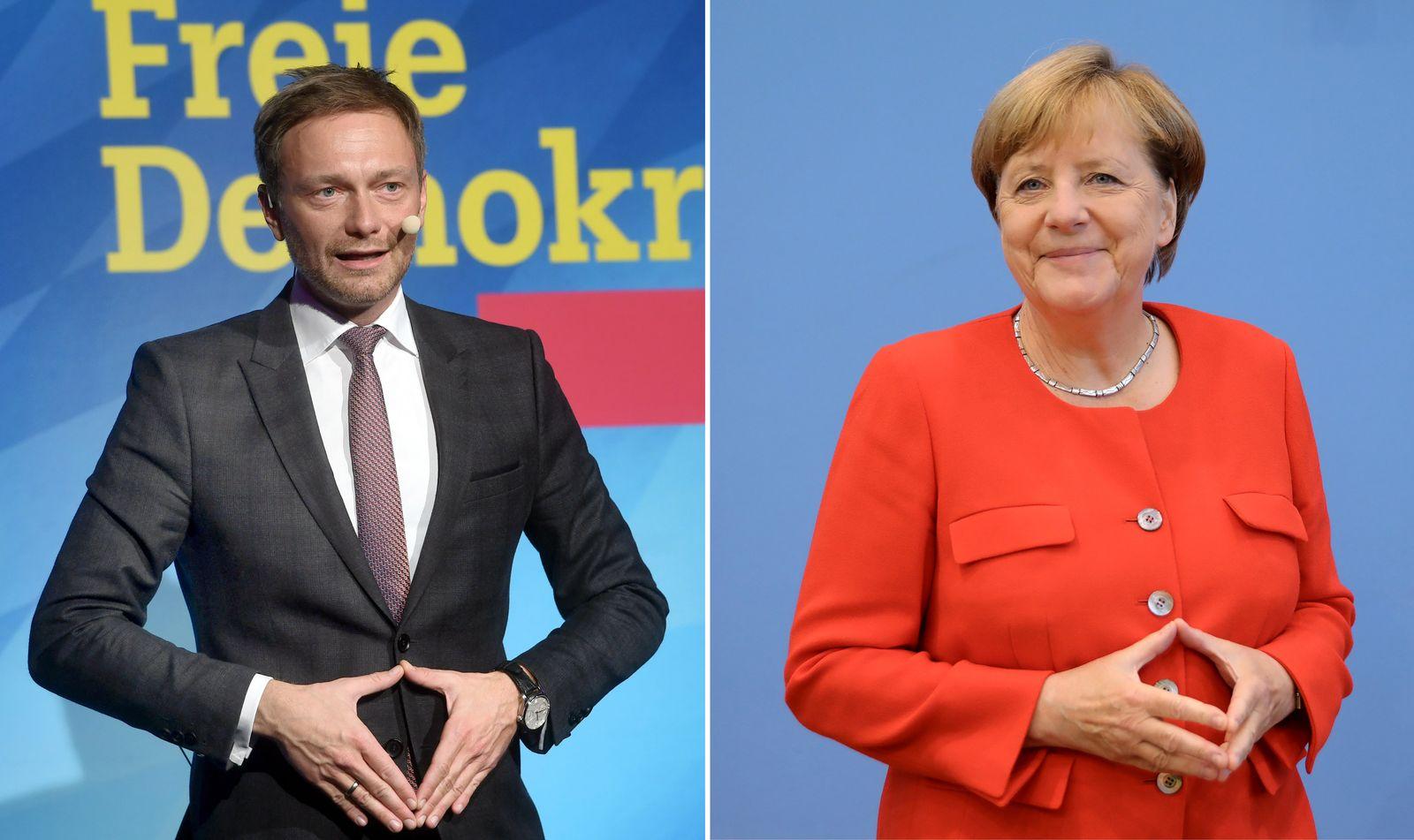 Lindner / Merkel / Kombo