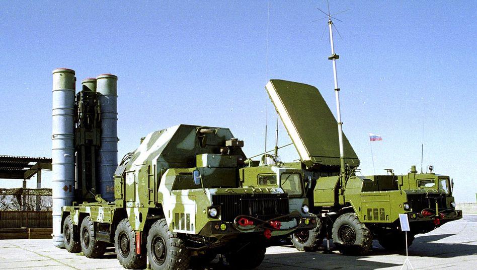 Russisches Flugabwehrsystem S-300: Athen braucht offenbar Ersatz