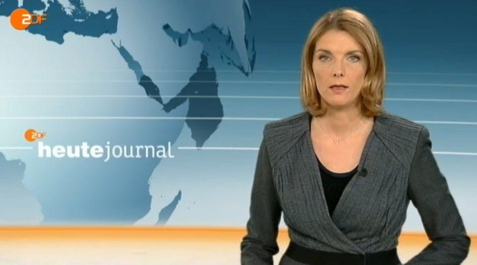 Marietta Slomka am 12. März: Erst der Katastrophen-Trailer, dann das Wetter