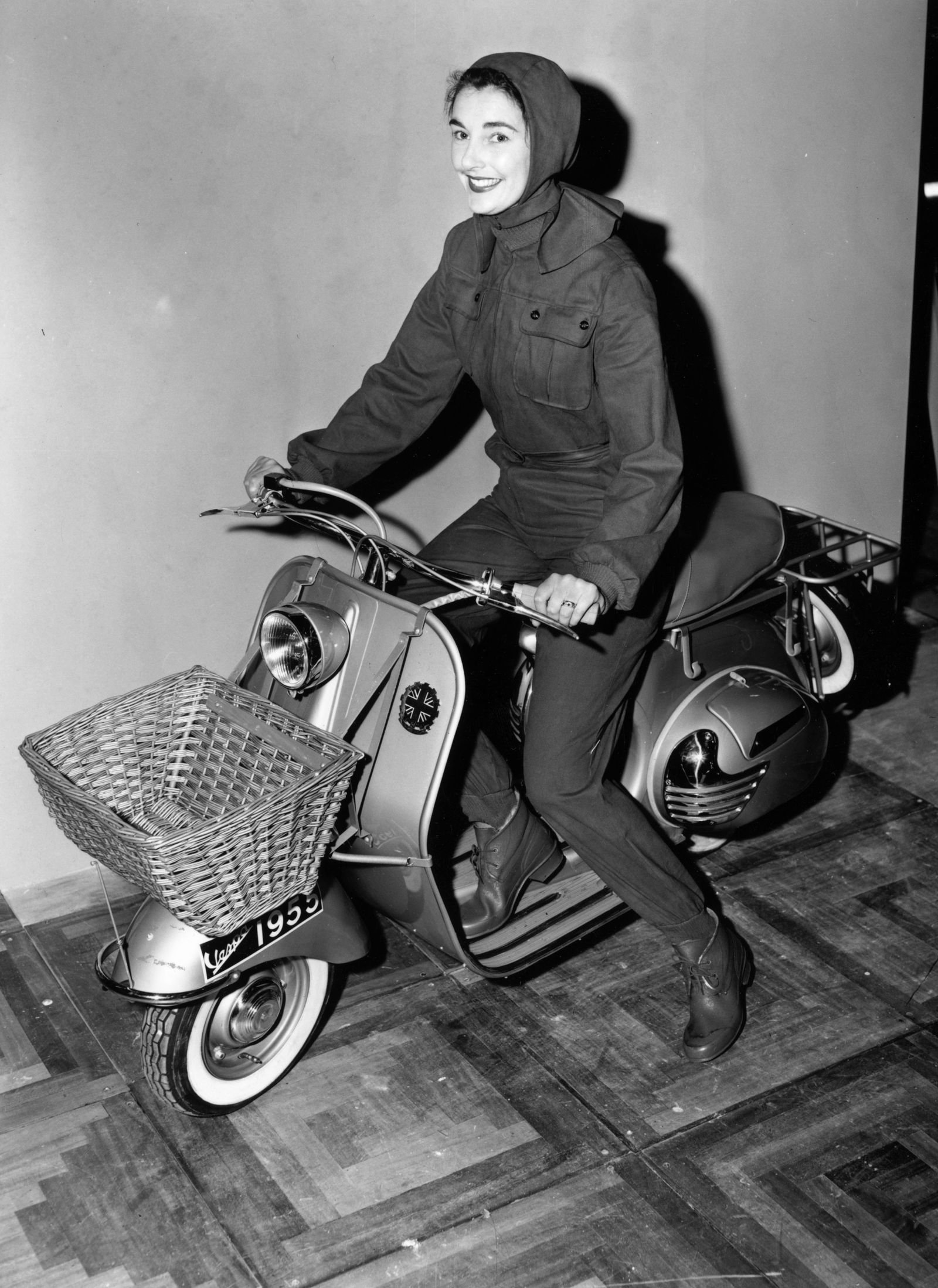 Scooter Suit