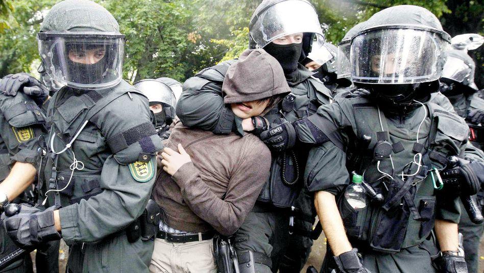 """""""Stuttgart 21""""-Proteste: CDU gibt Demonstranten Schuld an Eskalation"""