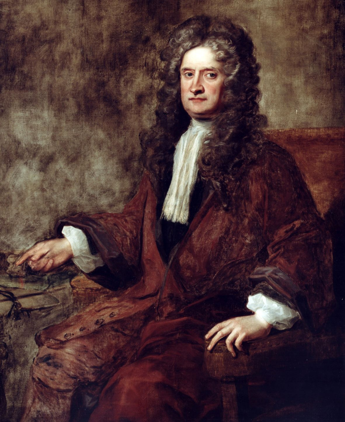 Die 10 Erfinder des Automobils / Isaac Newton