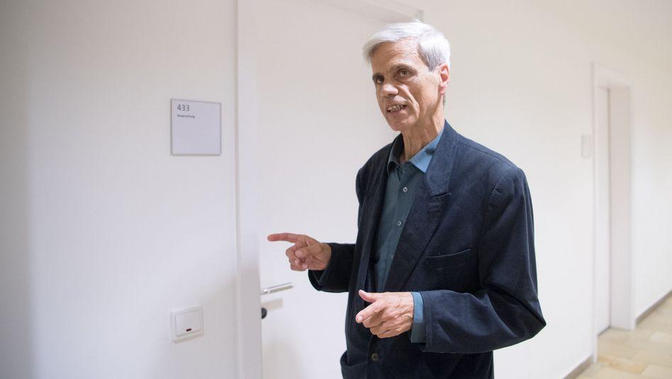 Landtagsabgeordnete Wolfgang Gedeon (AfD)
