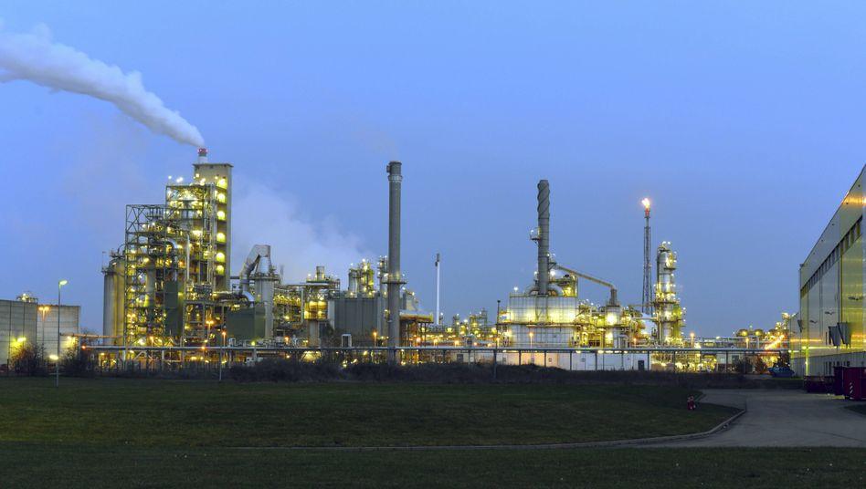 Chemiefabrik (Archivbild)