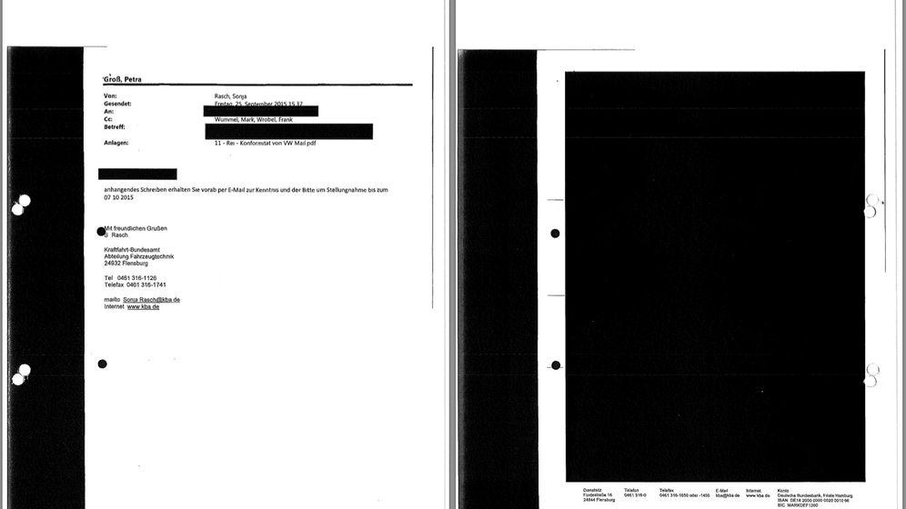 Aufklärung im VW-Skandal: Wir sehen Schwarz