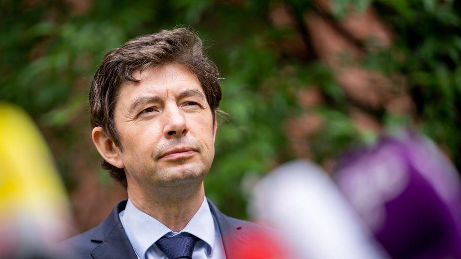 Virologe Christian Drosten traf sich heute mit dem österreichischen Kanzler Kurz