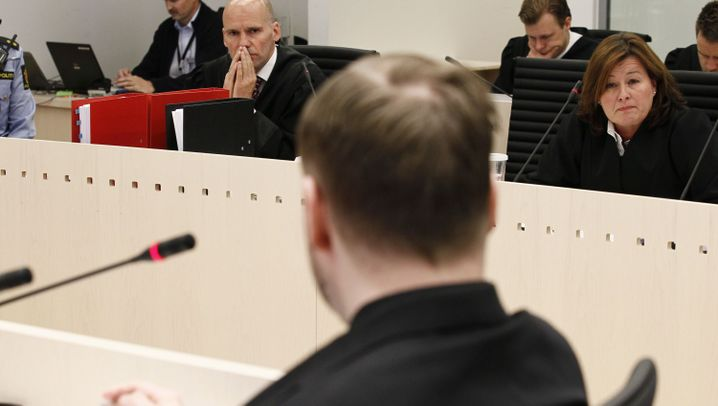 Anders Breivik vor Gericht: Frei von Empathie