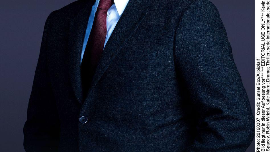 Schauspieler Spacey: Wolf im Rudel