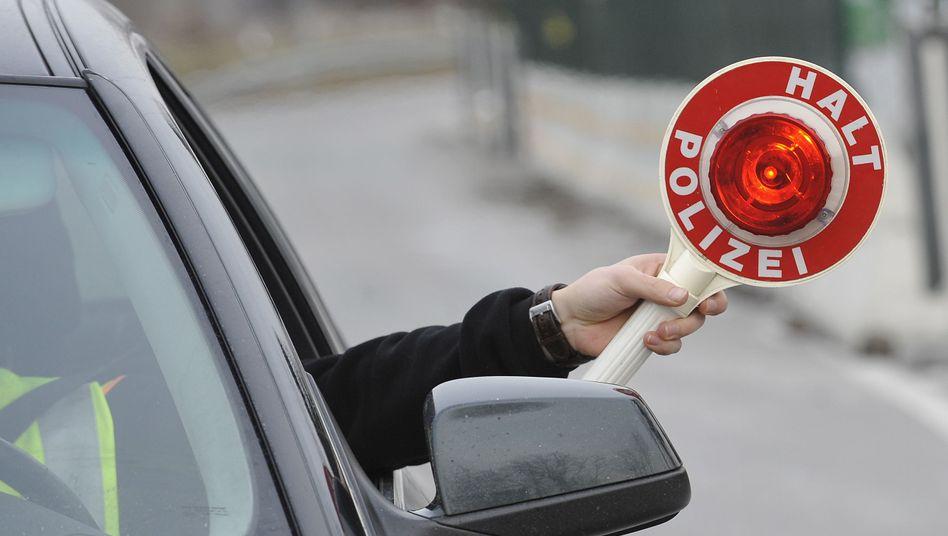 Verkehrskontrolle: Reformer streiten über Verrechnung der Altpunkte