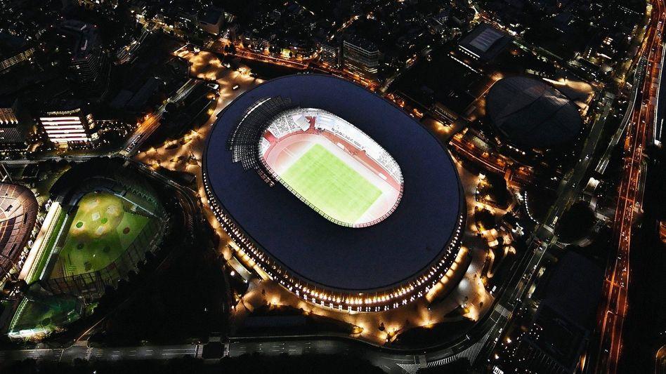 Nationalstadion in Tokio