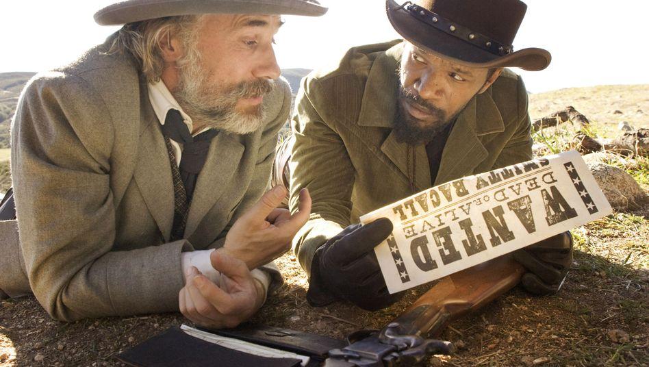 """Sklaverei-Western """"Django Unchained"""": Tarantino, ziemlichzügellos"""
