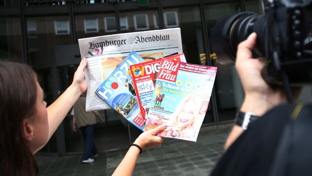 The Big Sell-Off: Springer Pulls Up Its Roots