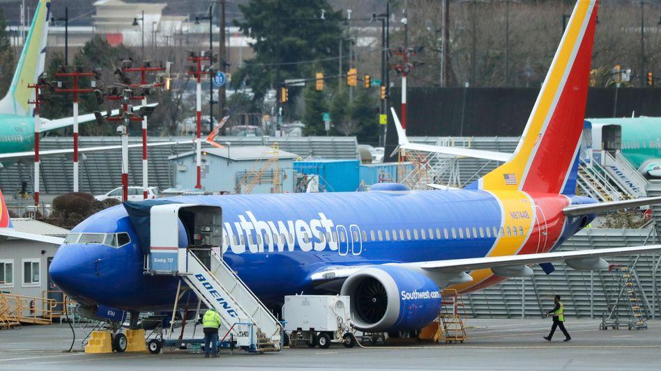 Boeing 737 Max von Southwest Airlines: Die Fluglinie bekommt eine Millionenentschädigung