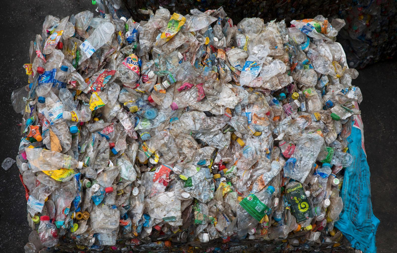 Thailand On Plastic Consumption and Pollution