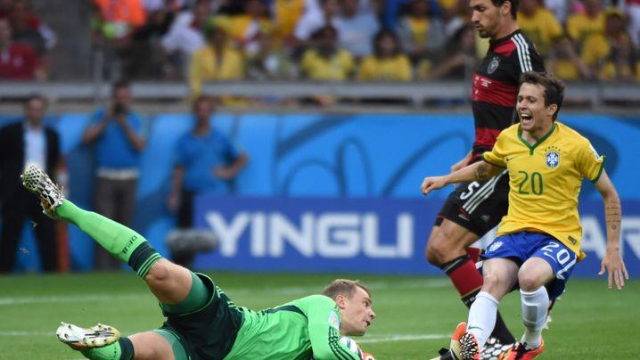 WM-Halbfinale: Die DFB-Gala gegen Brasilien