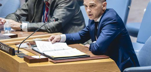 Atom-Abkommen: Heiko Maas droht Iran mit Ende der Gespräche
